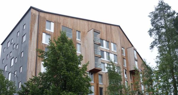 Reflections on sustainable Nordic architecture